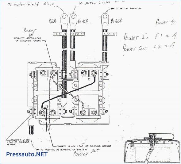 Warn M8000 Wiring Diagram In 2020