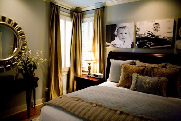 17 Best images about corner curtain on Pinterest | Bay window ...