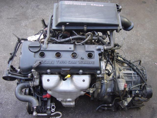 Engine Code : GA15, Fits in: Nissan Sunny/ Sentra, Engine Type