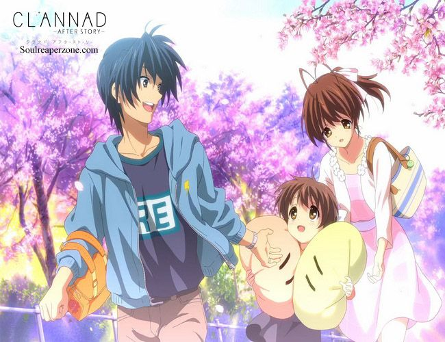 Clannad After Story Bluray Bd Episodes Ova Soulreaperzone