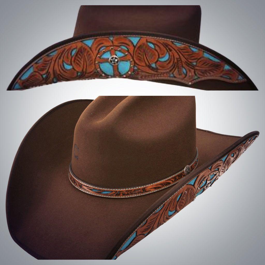 afdc031f04b My mink Cheyenne Charlie 1 horse hat. It s amazing