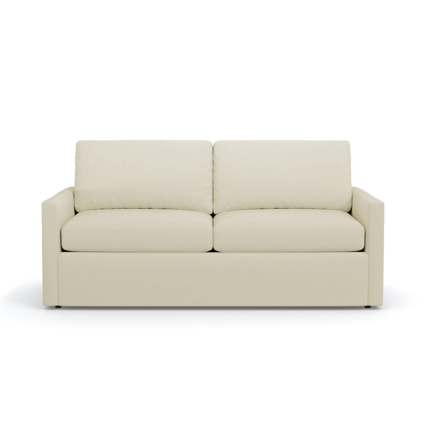 - Fabian Queen Size Sleeper Sofa :: Sleeper Option: Deluxe