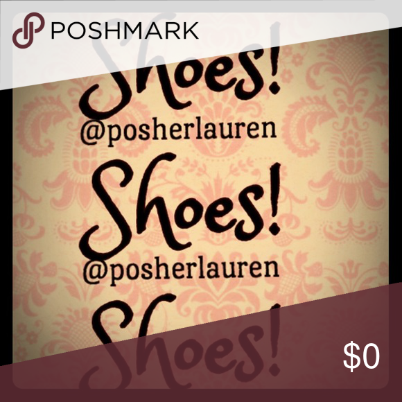20% Off Bundles. Save big! NO TRADES OR OFF-POSH TRANSACTIONS. Thanks! 😊 Shoes
