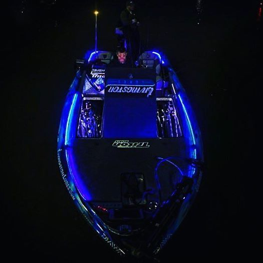 Strange Great Pic From Our Blue Water Led Pro Staffer Randyhowellfishing Wiring Database Obenzyuccorg
