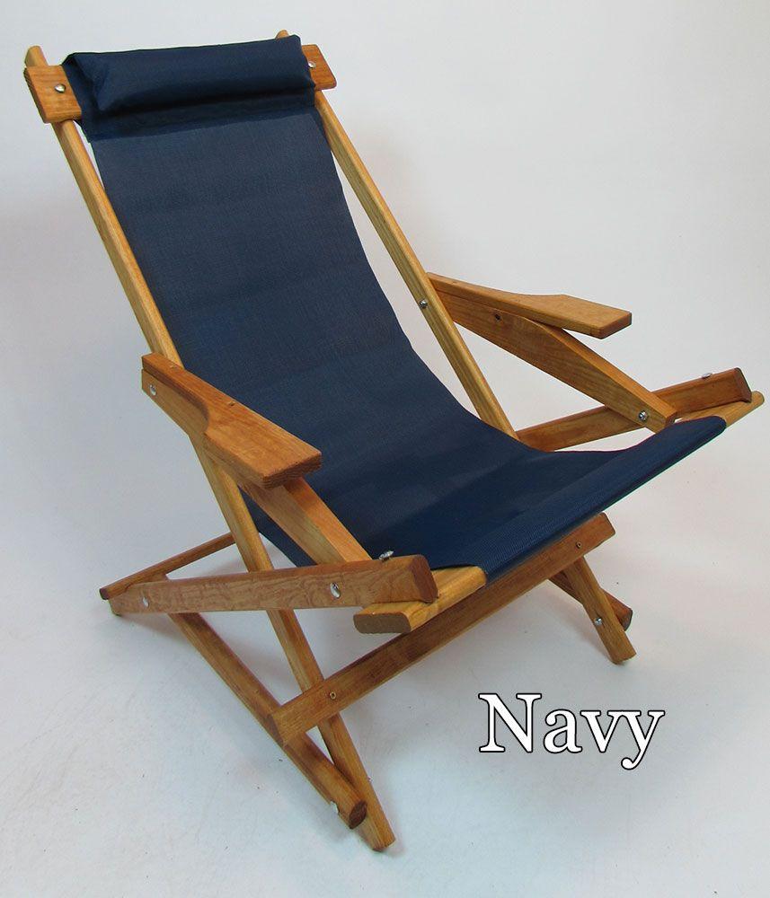 Wooden Folding Rocking Chair