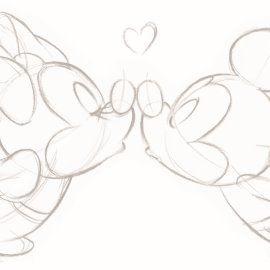 minnie mouse zeichnen # 34