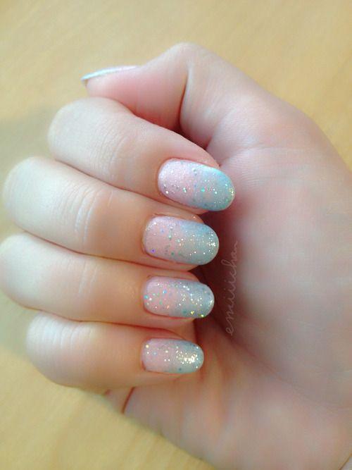 Cute Round Nails Tumblr