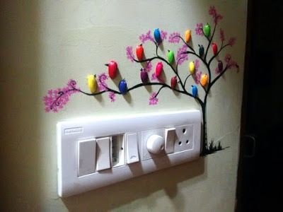 How To Make Pista Shell Bird For Wall Decoration Crazzy Craft