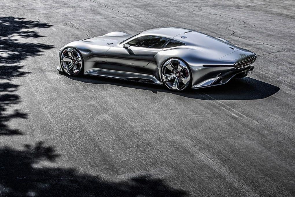 Superieur Mercedes Benz AMG Vision GT Concept Super Car For Gran Turismo .