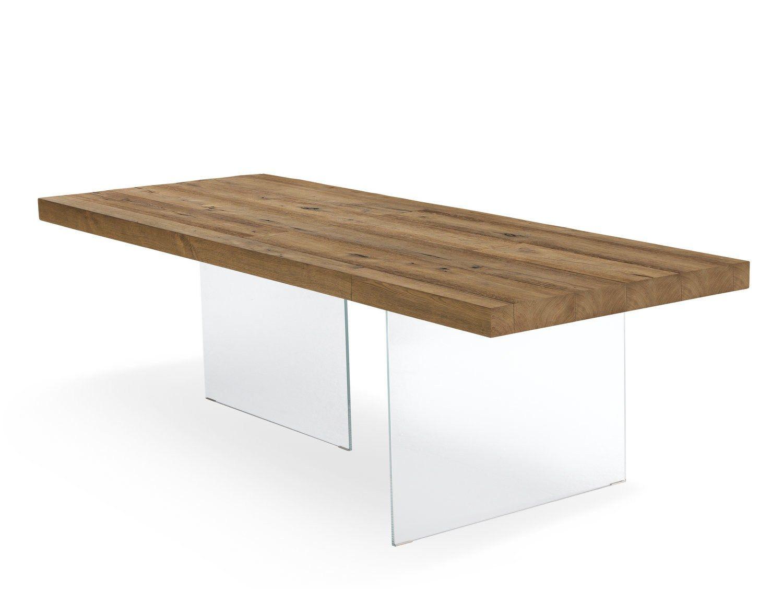Mesa de madera para restaurantes AIR SOUND by Lago diseño Daniele ...