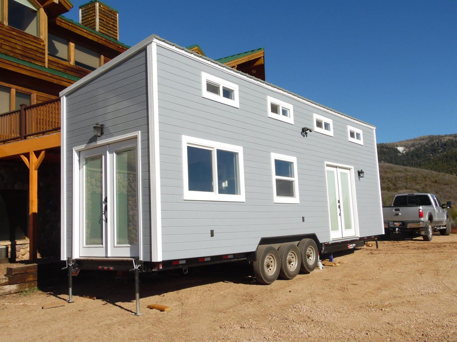 The Park City By Upper Valley Tiny Homes Of Pleasant Grove Utah A 256