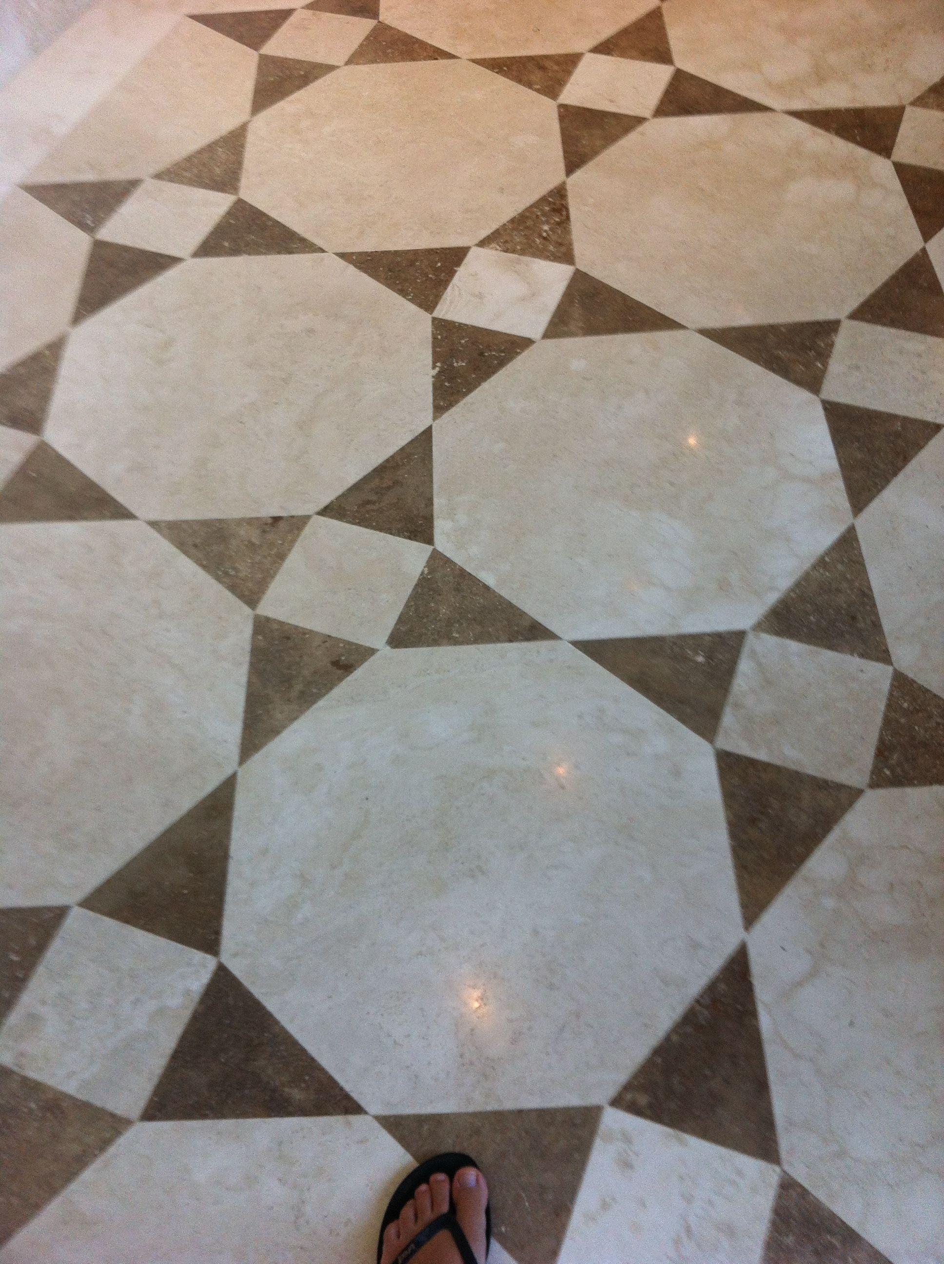 Salle De Bain Pierre Travertin ~ Sol Marbre Bicolore L H Tel Renaissance Tlemcen Tr S Beau