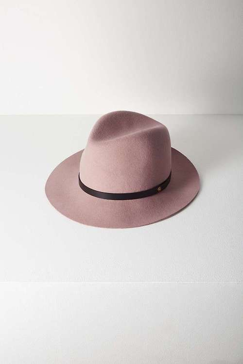 90b44fac71087 Floppy Brim Fedora Band Of Outsiders