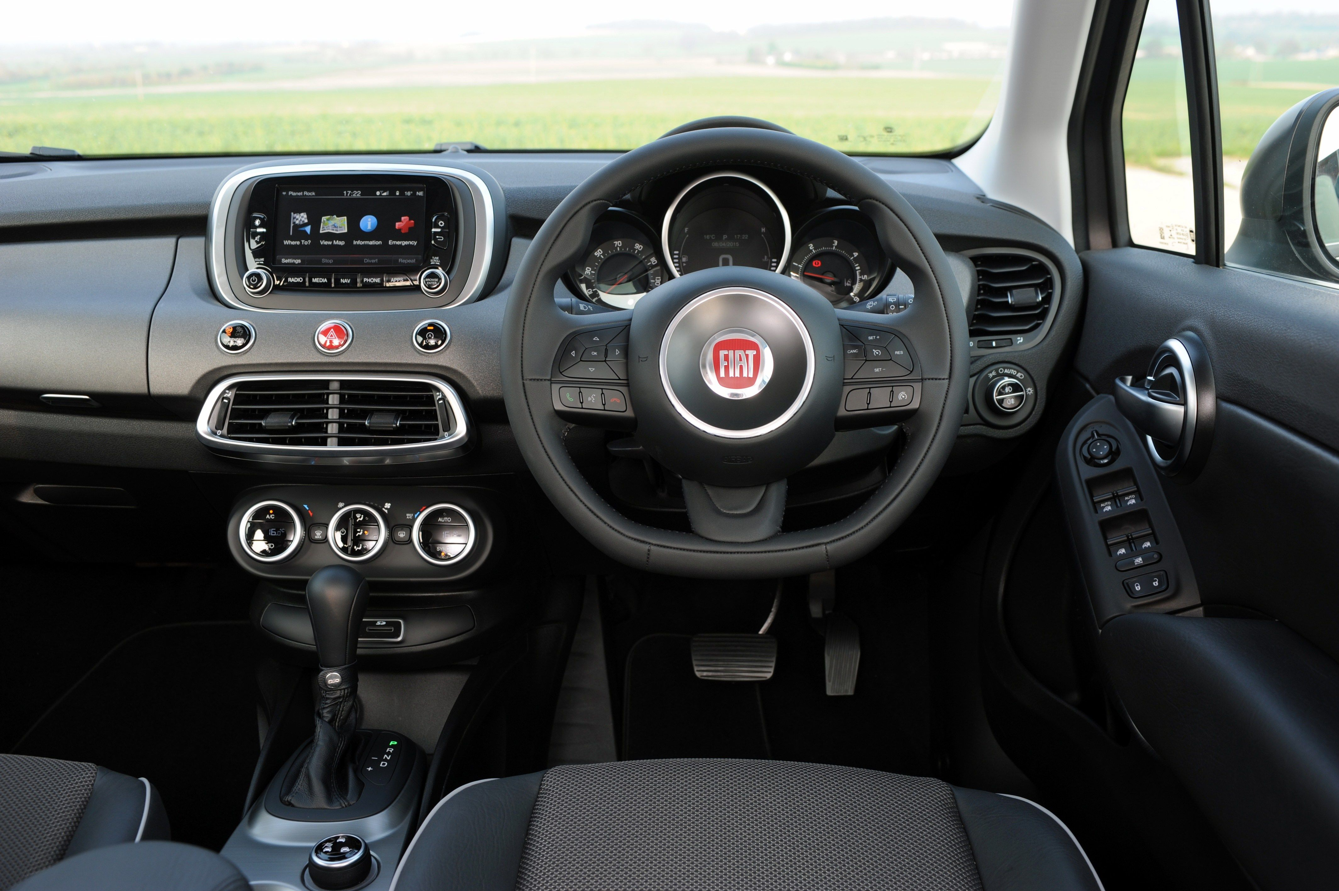 2014 Fiat 500l Trekking Adventure In Style Fiat Usa Only