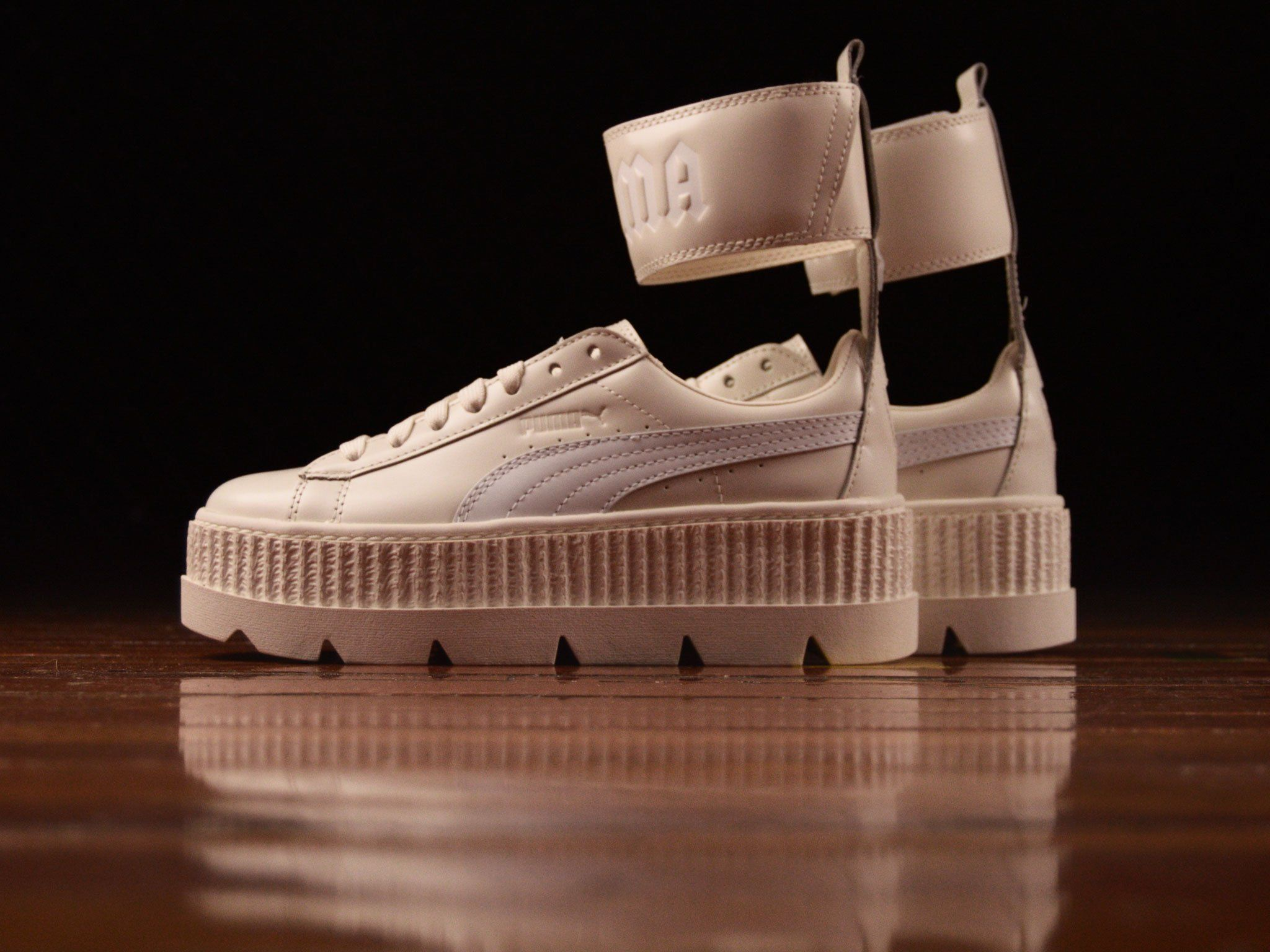 Ankle Strap Sneakers #Fenty X #Puma