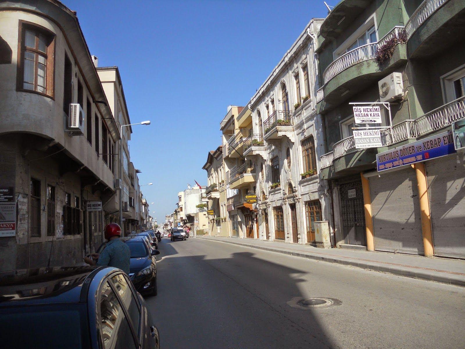 İstanbul Antiohija najstarejše krščansko mesto od Boga pozabljeno