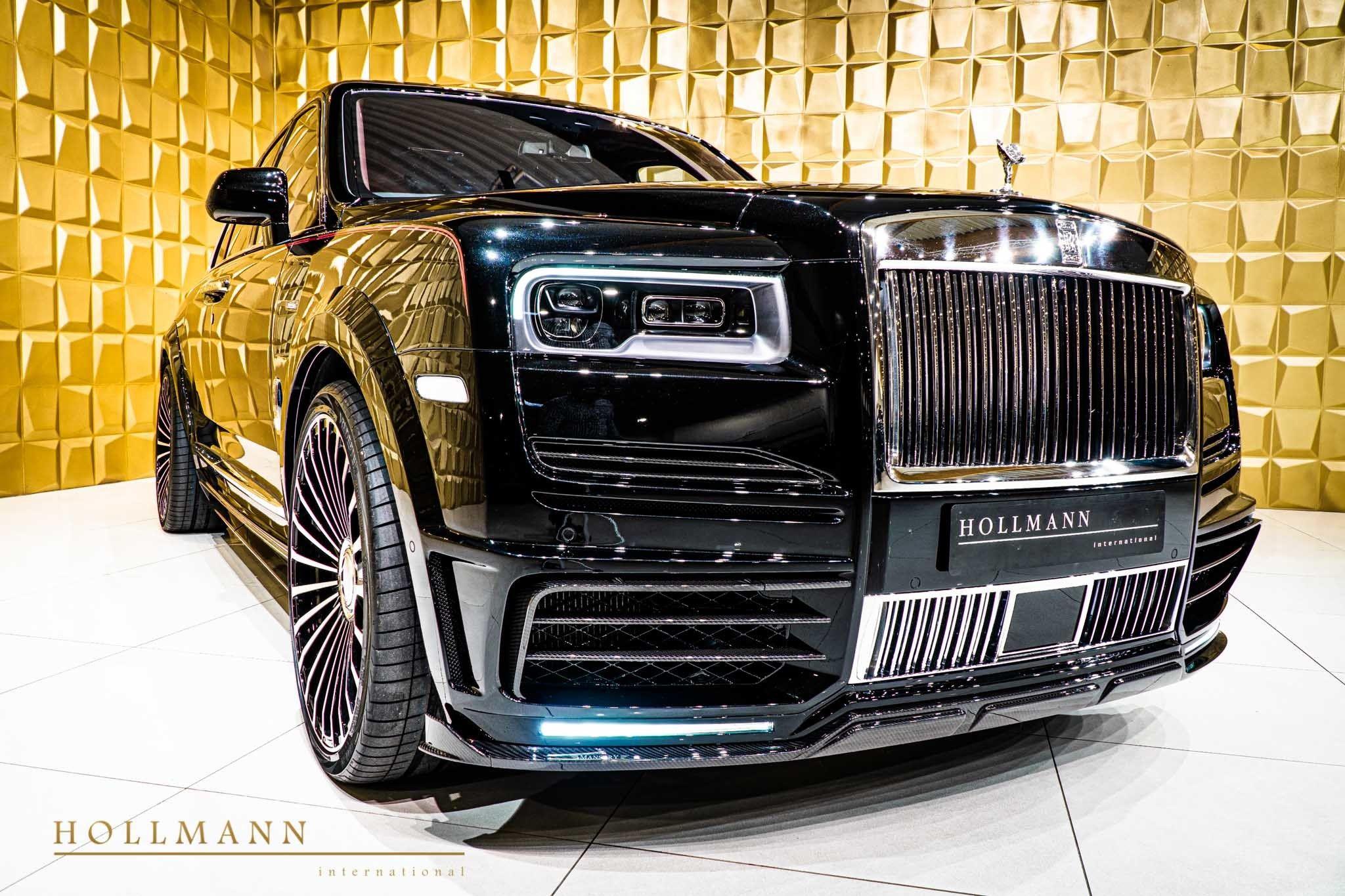 For Sale Rolls Royce Cullinan By Mansory Hollmann International Germany For Sale On Luxurypulse Rolls Royce Rolls Royce Cullinan Small Luxury Cars