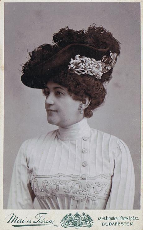 Carte De Visite 1900