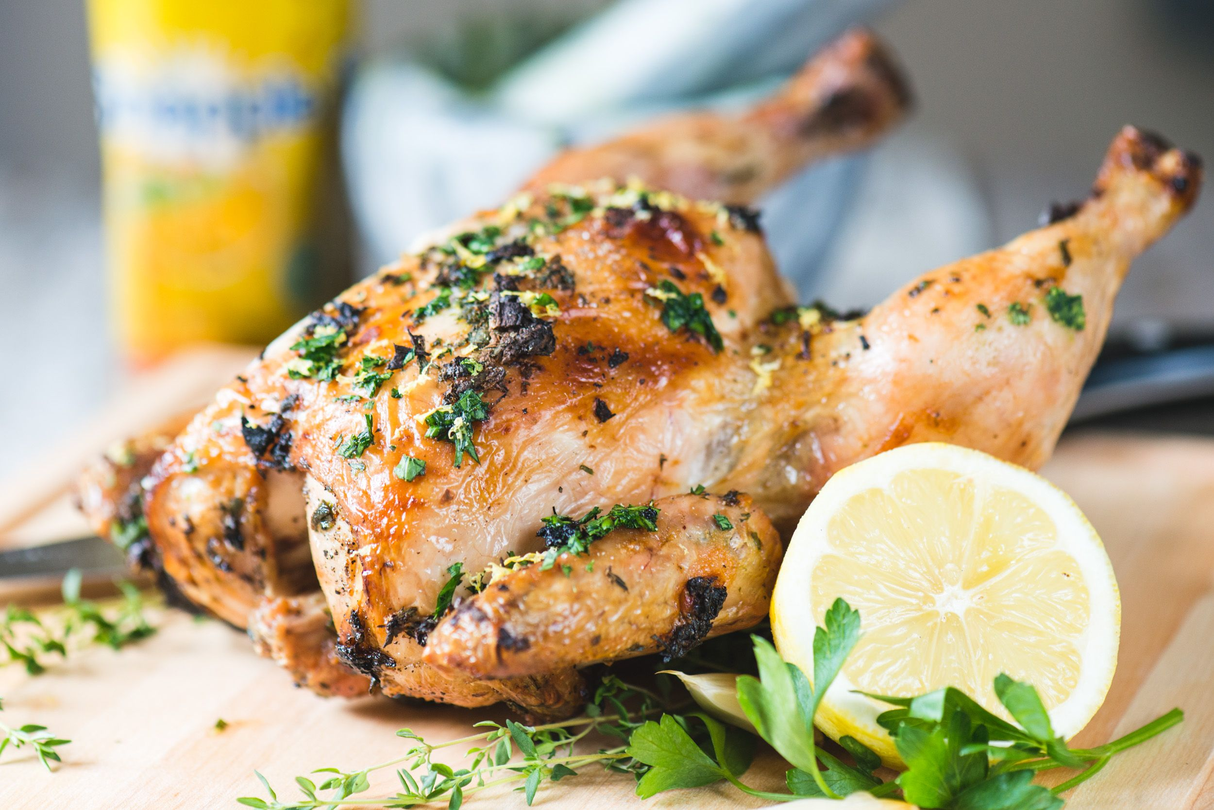 Beer can chicken recipe beer can chicken canned