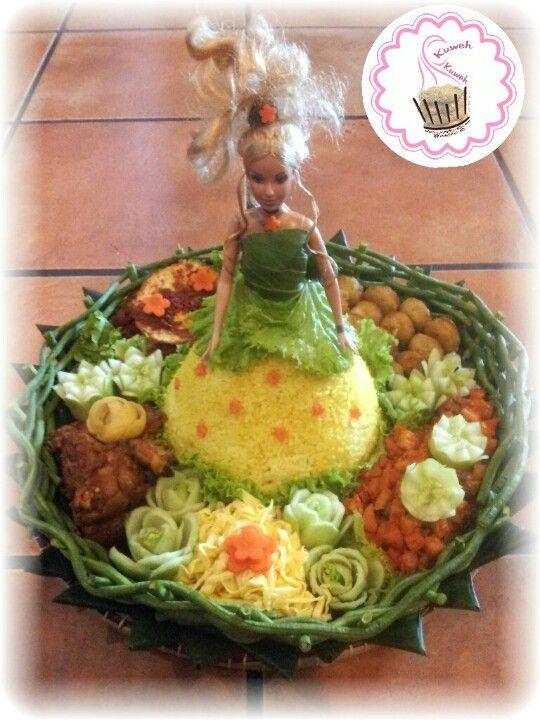 Cara Membuat Tumpeng : membuat, tumpeng, Tumpeng, Decorations, Ideas, Indonesian, Food,