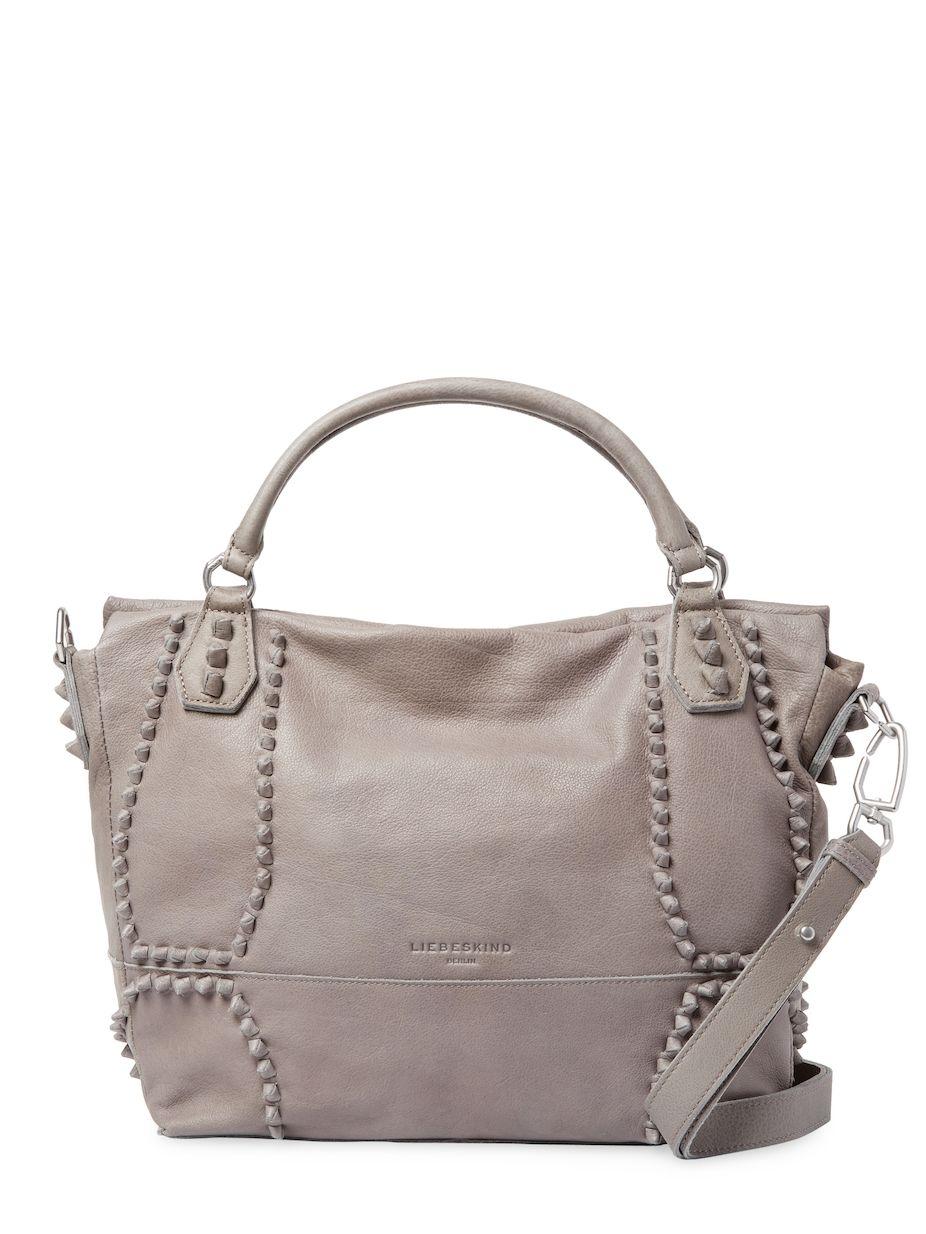 f0ce186175cb Liebeskind Kobe Leather Satchel