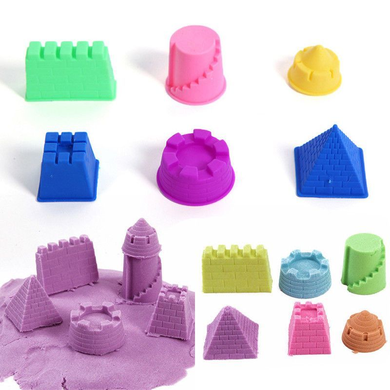 Make Your Own Colour Changing Rock Animals Clay Moulding Kit Toy Novelty Gift