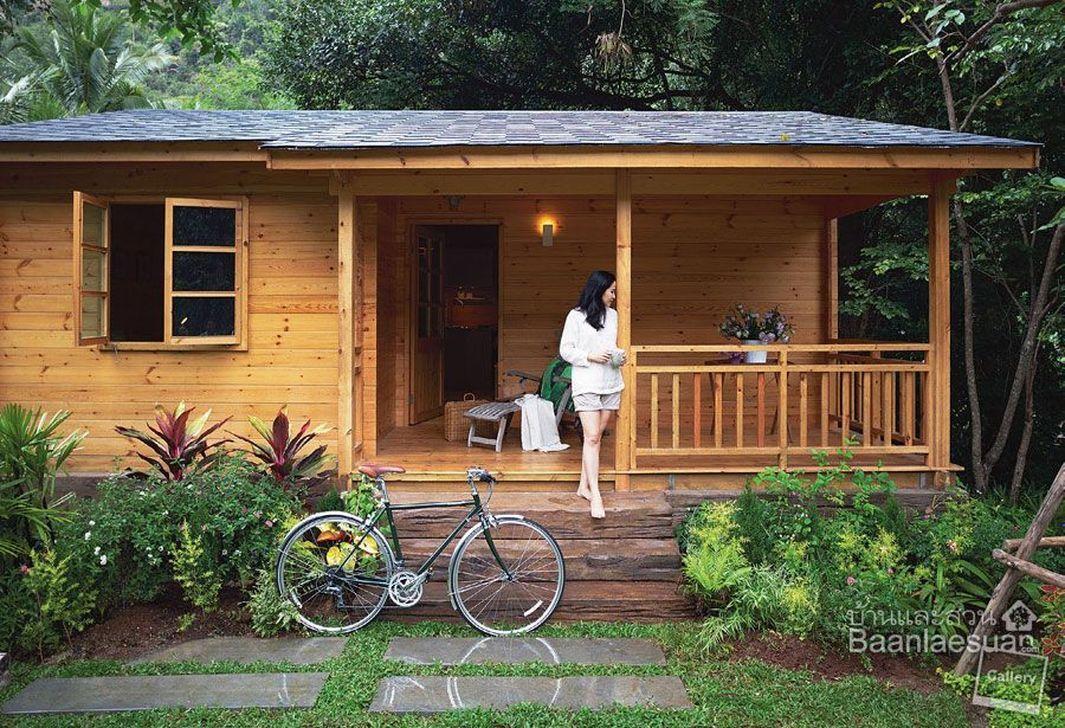 38 Inspiring Wooden Houses Design Ideas Eco Friendly Wooden House Plans House In The Woods Wooden House Design House designs small wooden