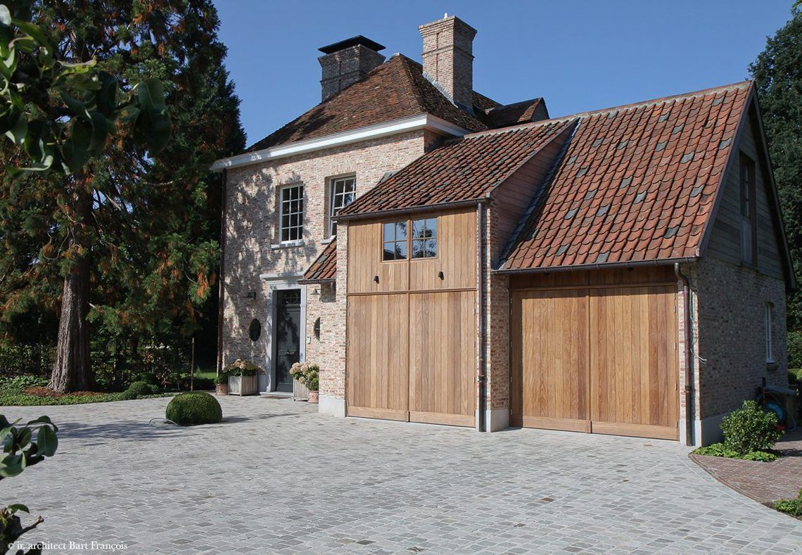 Architectenbureau bart françois project berlare hoog