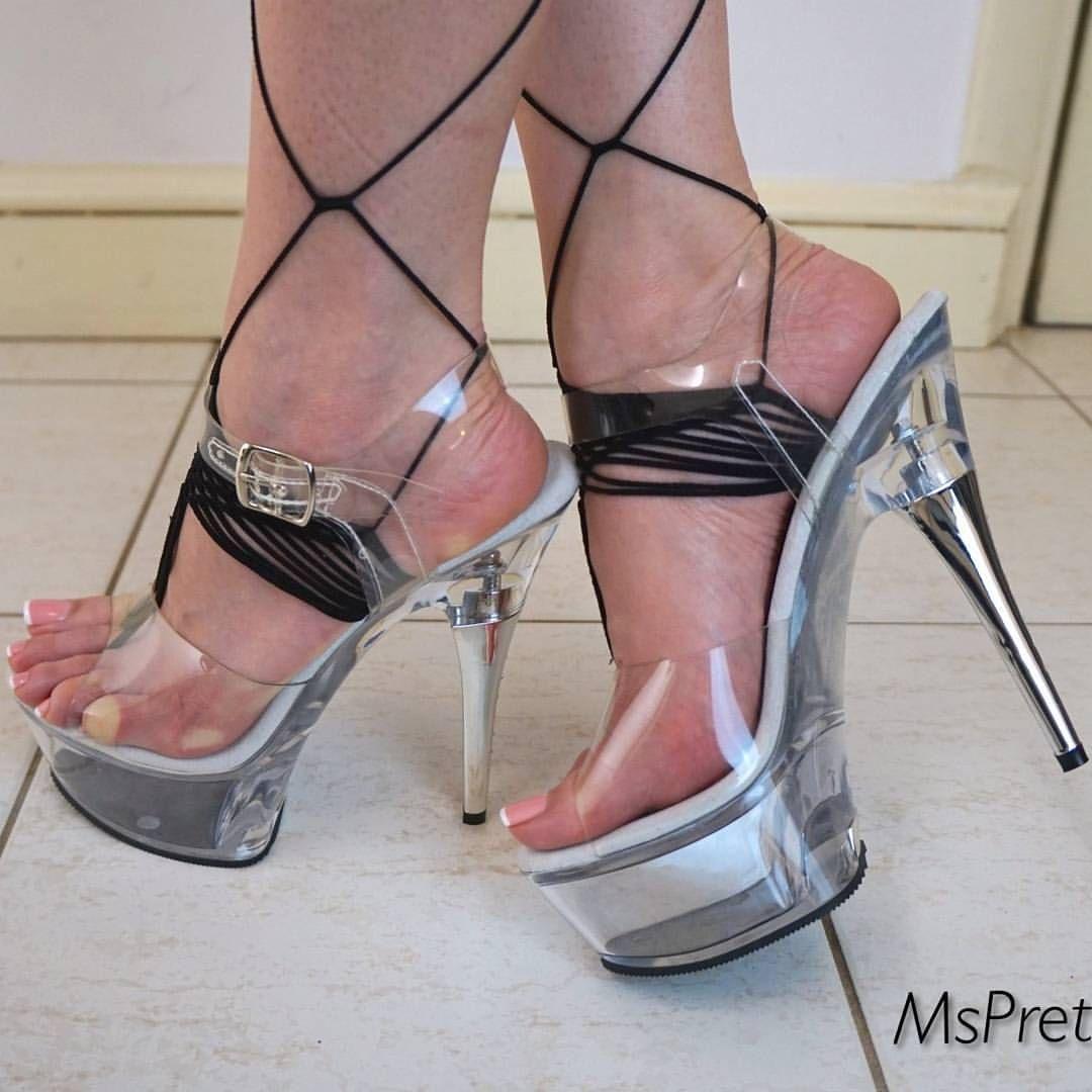 Pantyhose High Heels Tease