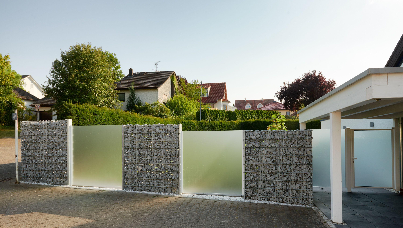 Galionen und Glas geben Schutz von Wind Lärm und neugierigen