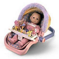 BB 2004 traveltime doll seat/ retail 28.00