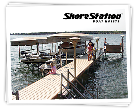 Find Docks, Piers, Lifts, Ramps and Track Systems for your