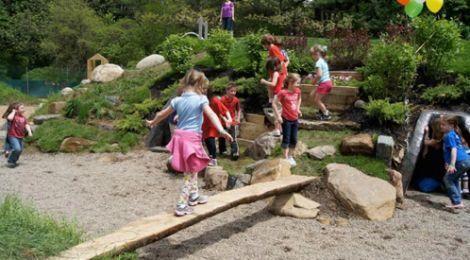 Great Wildwood Natural Playground News !, #great #news #Natural #naturalplaygro ...,  #great #Natural #naturalplaygroundideasoutdoorclassroom #naturalplaygro #News #Playground #Wildwood
