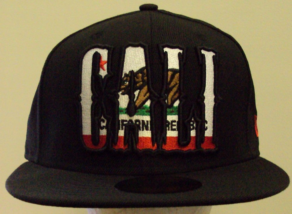... coupon code for new era 59fifty fitted cali ca california republic flag  bear cap hat cover a595e034a243