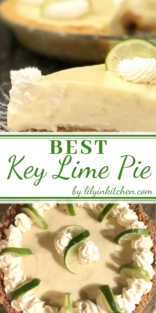 Easy And Delicious Key Lime Pie Recipe Keylime Pie Recipe Homemade Key Lime Pie Recipe Key Lime Pie