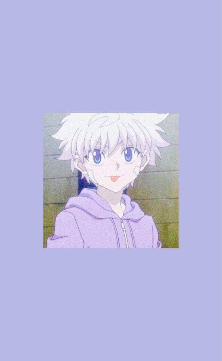 𝗸𝗶𝗹𝗹𝘂𝗮 𝘄𝗮𝗹𝗹𝗽𝗮𝗽𝗲𝗿 Cute Anime Wallpaper Anime Wallpaper Iphone Anime Wallpaper