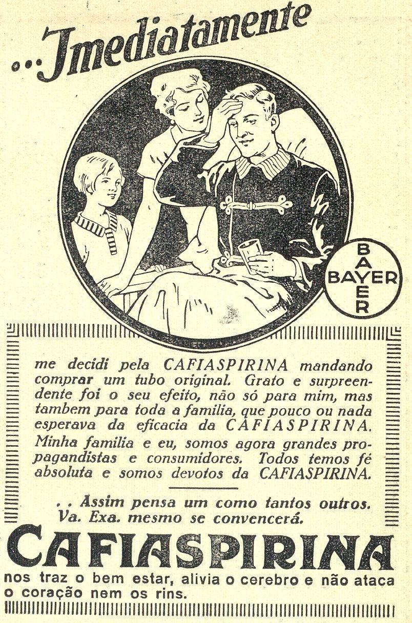 Bayer Cafiaspirina