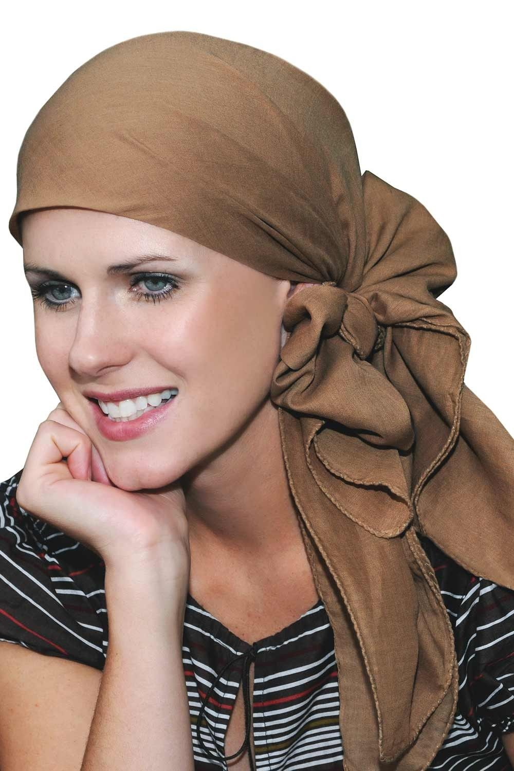 Oversized 100% Cotton Head Scarf in Solids