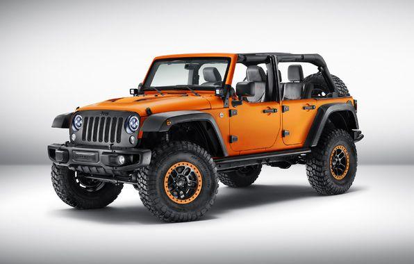 Wallpapers 2015 Jeep Wrangler Concept Jeep Wrangler Concept