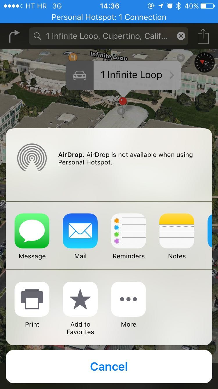 AirDrop not working? Try these troubleshooting tips Osx