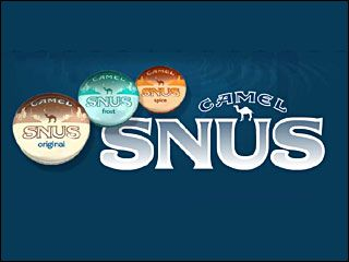 Camel snus sweepstakes