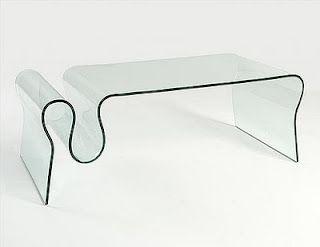 De artistica: Contemporary & Modern Glass Coffee Table