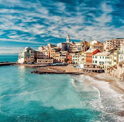 Imagen de sea, italy, and beach