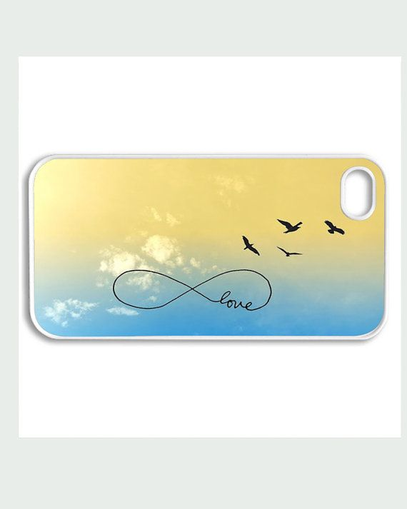 Apple iPhone 4 4G 4S 5 Case Cover Cute Love Birds by CaseRepublic, $15.00