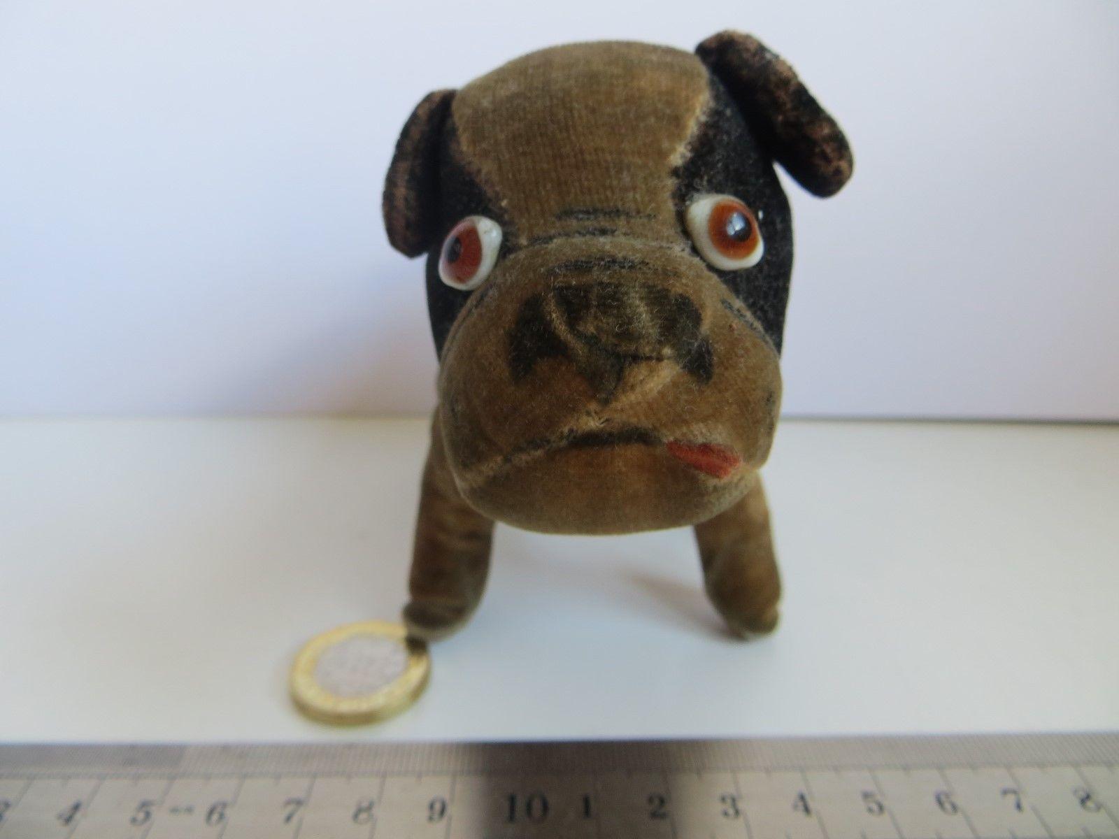 merrythought bulldog vintage