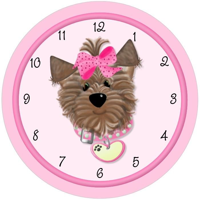 Reloj infantil de pared relojes pinterest reloj - Manualidades relojes infantiles ...