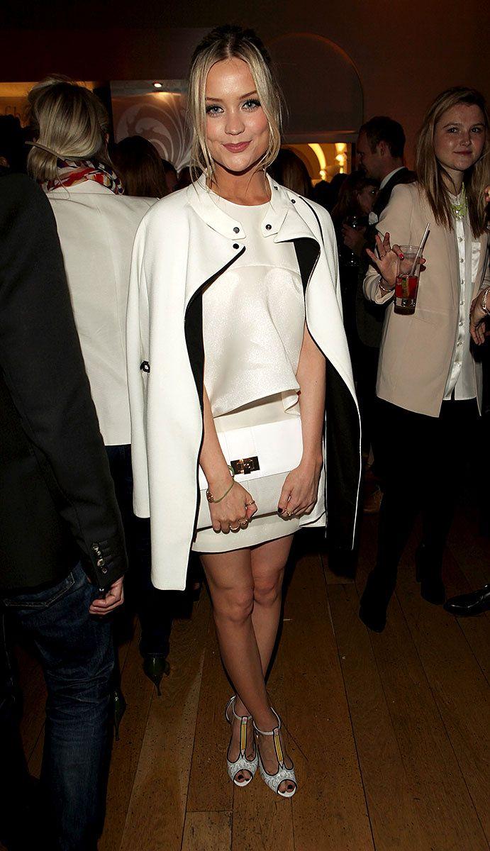Las mejor vestidas de la semana - Laura Whitmore