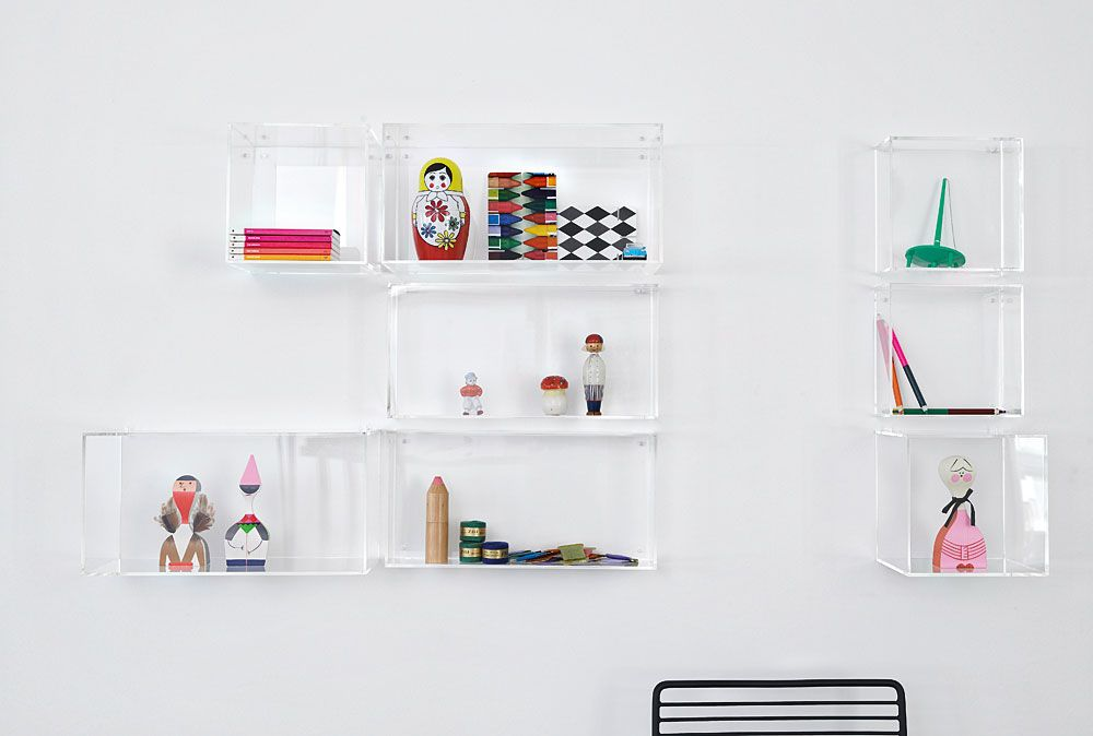 Hay Display Me Box Acrylic Hay Furniture Container Acrylic Wall Shelf Wall Shelf Display Acrylic Storage
