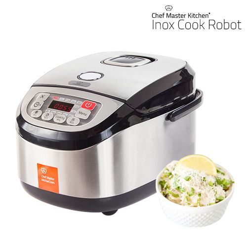 Robot multifunzione da Cucina Inox Cook Chef Master Kitchen - GVShop ...