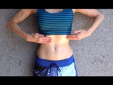 Como reducir medidas en la cintura y abdomen rapidamente